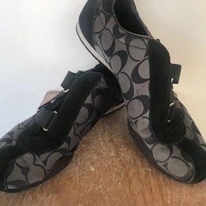 Coach Kyrie Sneaker - Size 7-1/2W